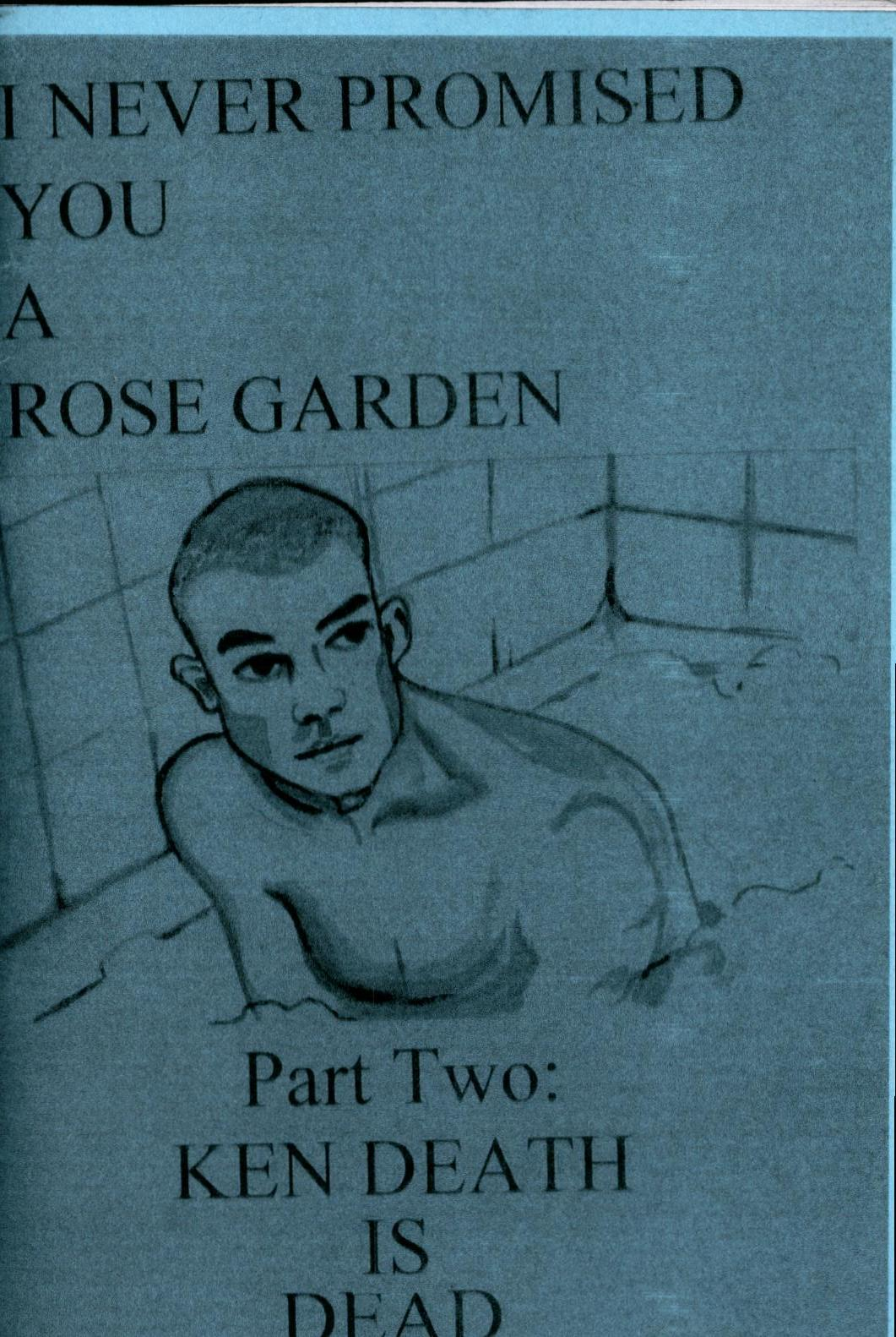 I Never Promised You A Rose Garden 2 By Annie Murphy 5 40 Pages Black And White Digest Size